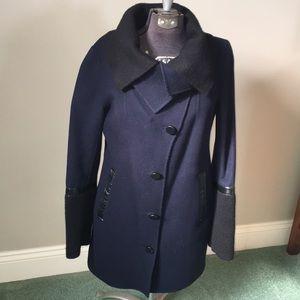 Mackage Wool jacket NAVY/BLACK